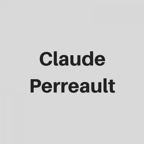 Claude Perreault