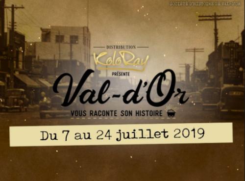 Val-d'Or vous raconte son histoire