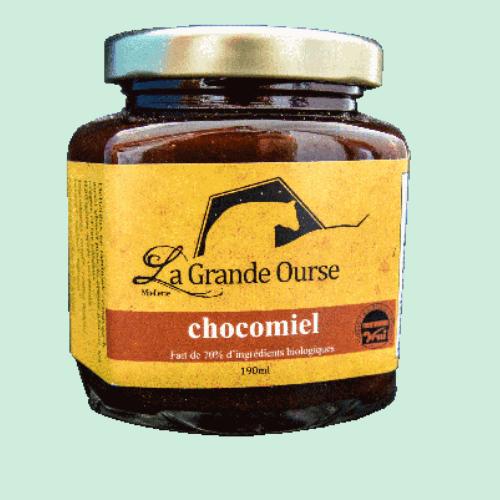 Chocomiel certifié biologique