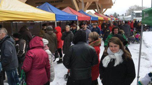 Communiqué - Ambiance des fêtes à la Place Agnico Eagle
